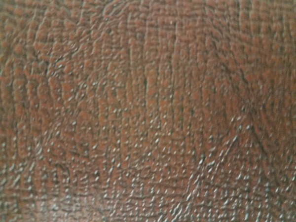 Spanish Brown Vynil Classtique Upholstery