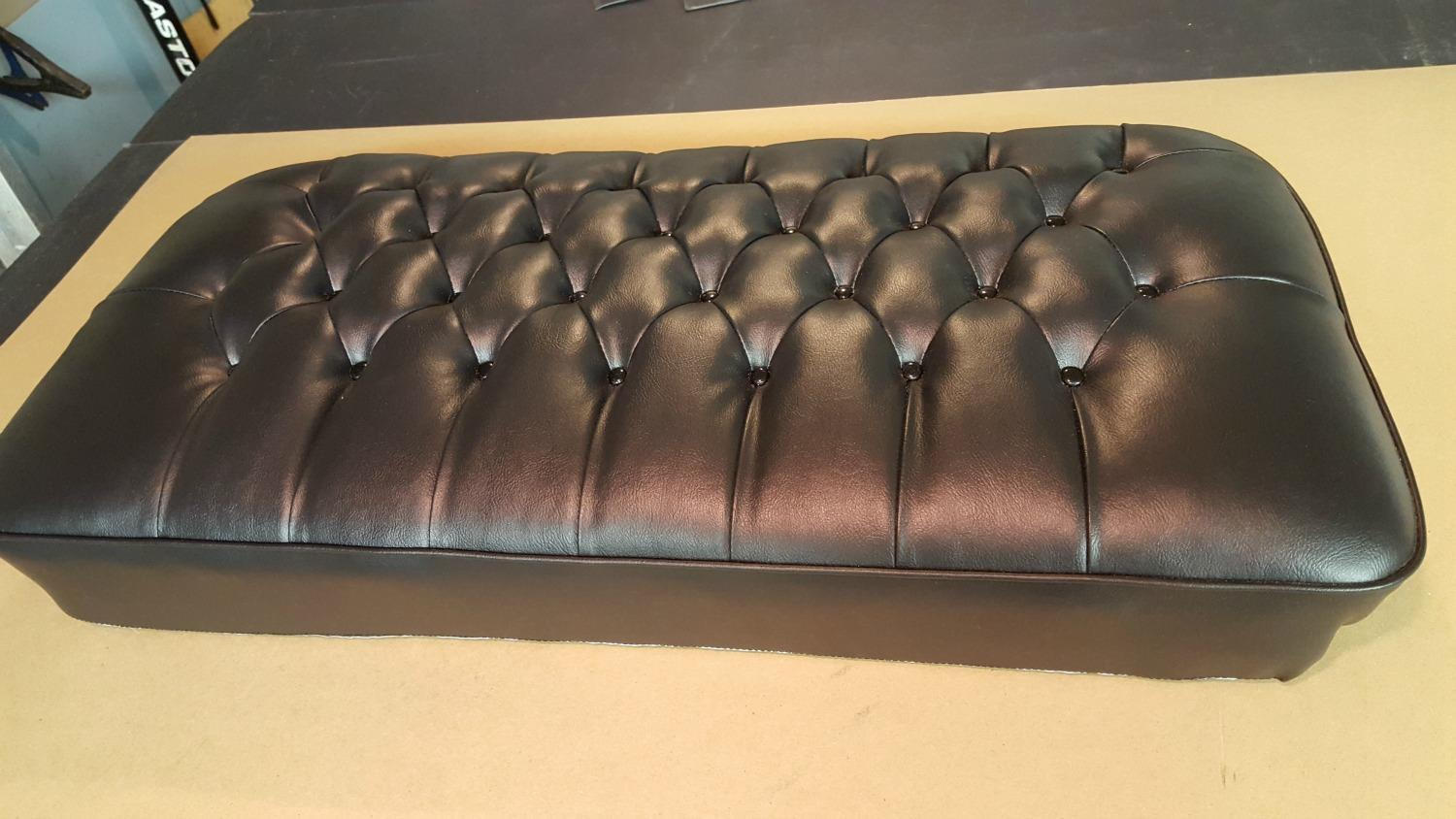 Diamond Tufted Seat Cushion1500 Model T